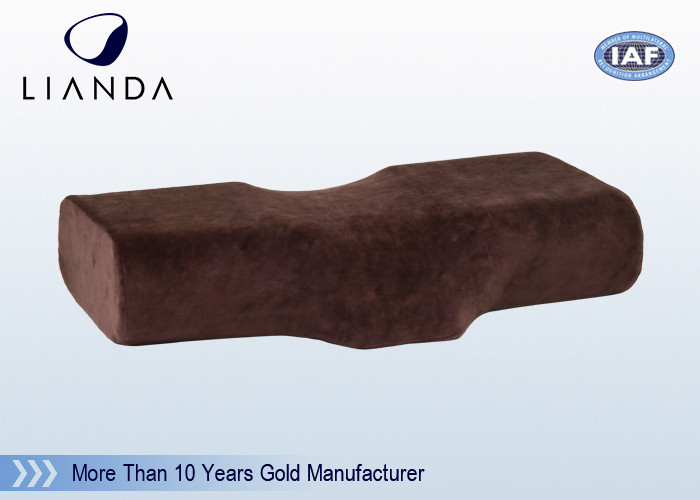 100% Polyester Memory Foam Pillows Different Density And Hardness