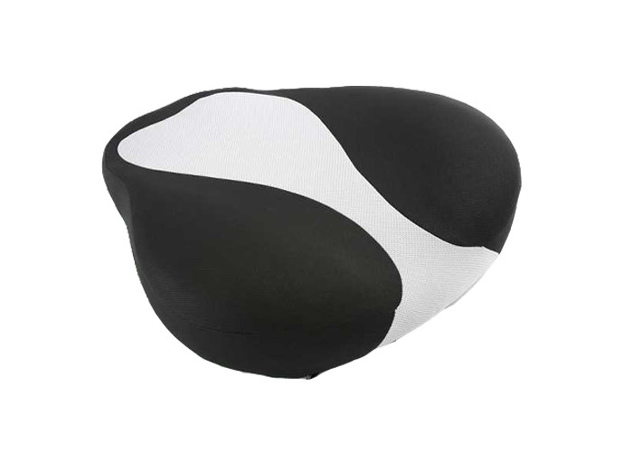 Popular Memory Foam Back Cushion Pillow For Office Chair , Car Seat Lumbar Support Cushion
