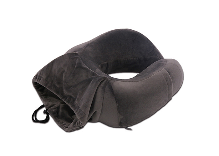 U shaped neck rest pillow , protecting memory foam neck support pillow for travelling