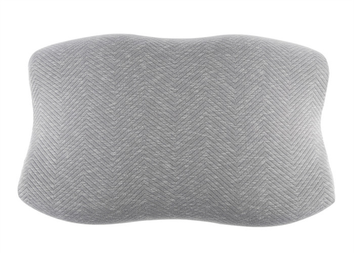 Anti Snore Memory Foam Pillows Orthopedic Bamboo Charcoal 45-60D Density